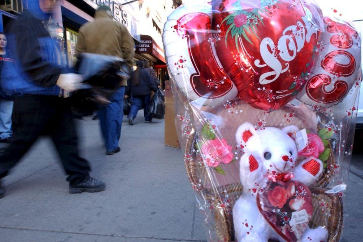 8. San valentín acentúa los problemas de pareja. Foto:Getty Images