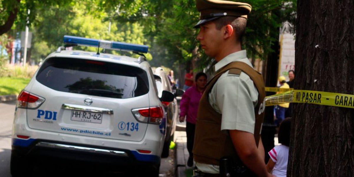 Arresto domiciliario nocturno para secuestradores de jóvenes en Pudahuel