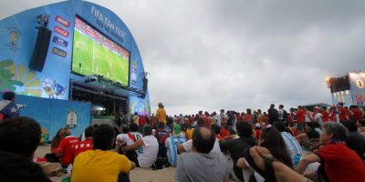 Prisión preventiva para la pareja de estafadores del Mundial de Brasil