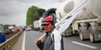 Camioneros anuncian nueva fecha para inicio de eventual paro