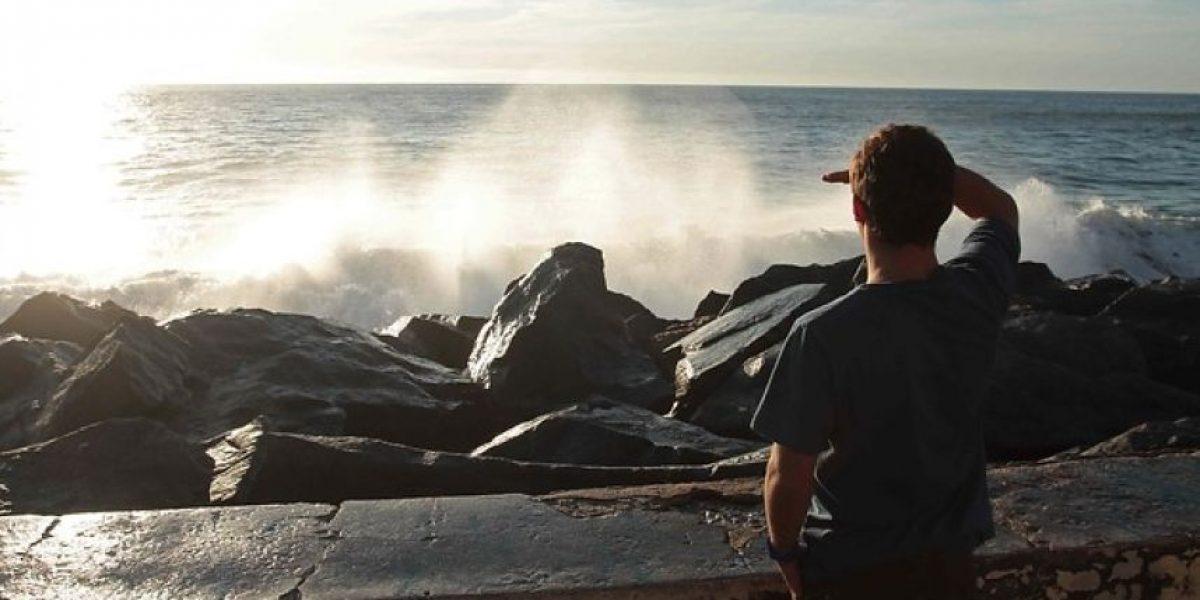 Alerta en Isla de Pascua por fuertes  marejadas
