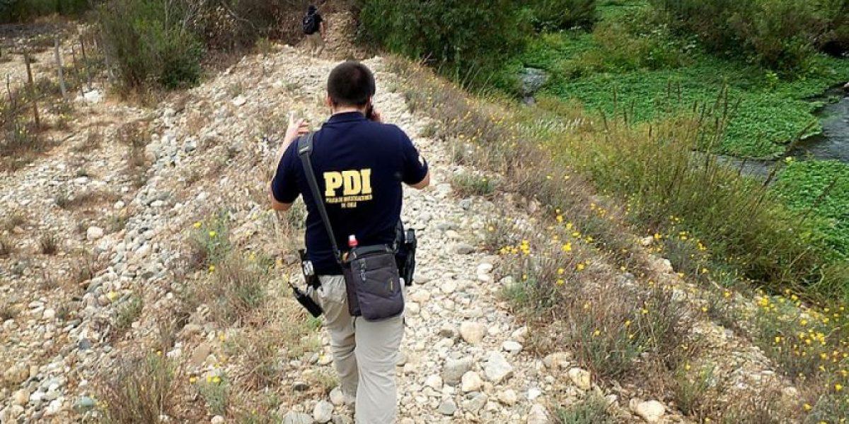 Encuentran a funcionario de la PDI extraviado desde principios de mes