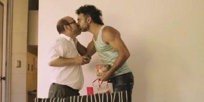 El hilarante video que Jorge Alís protagoniza con Rolando Jiménez en este Día de San Valentín