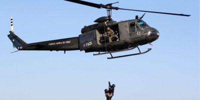 La compleja campaña de supervivencia que realizaron los cadetes de la Fach