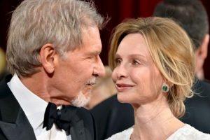 4- Harrison Ford y Calista Flockhart. Foto:Getty Images
