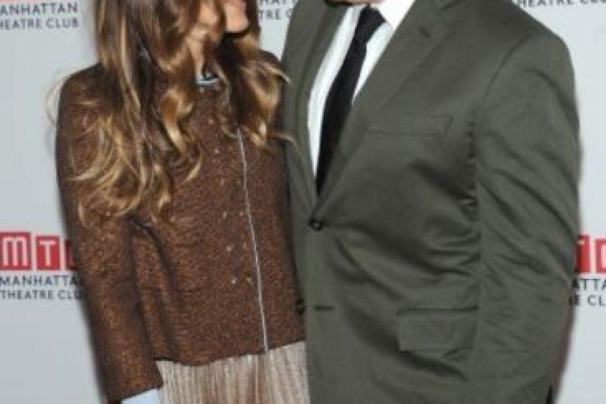 10- Matthew Broderick y Sarah Jessica Parker. Foto:Getty Images