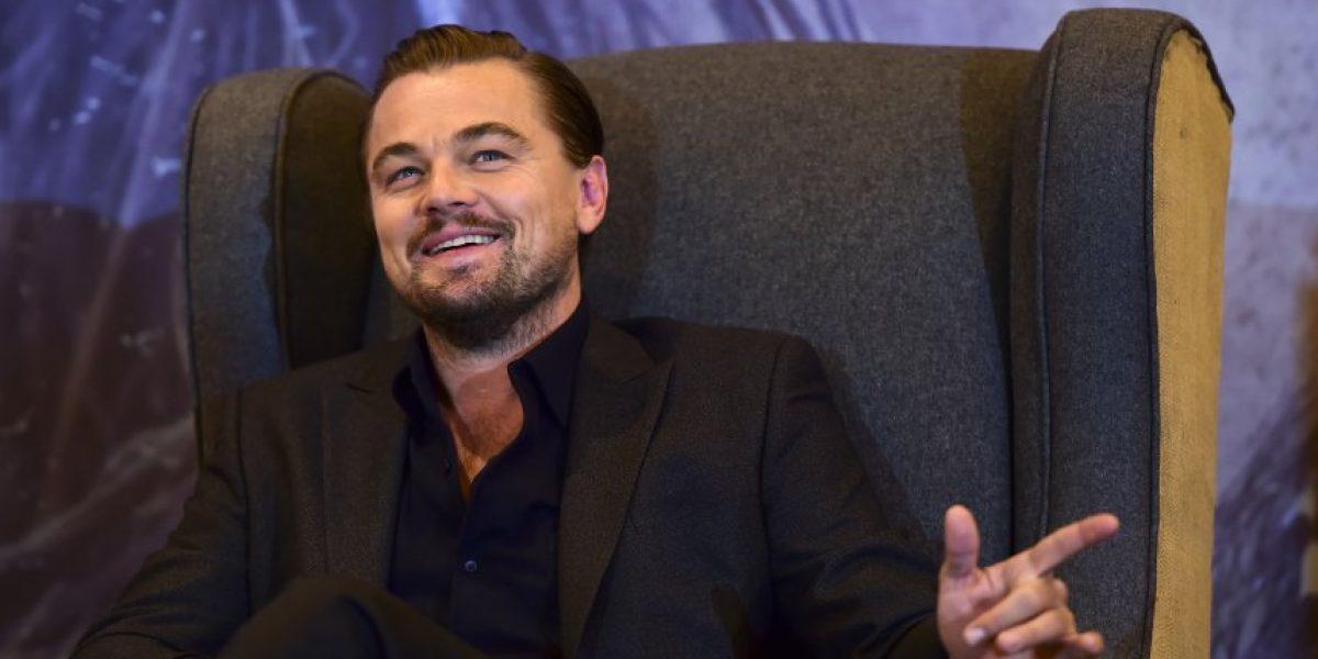 Leonardo DiCaprio se encamina al Oscar: Gana premio Bafta