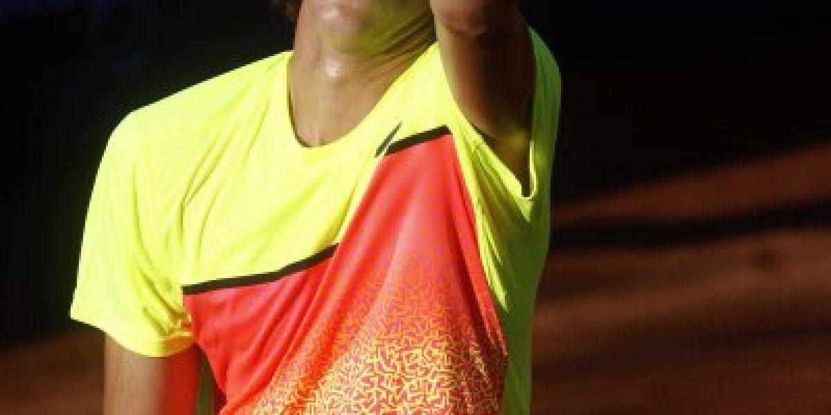 Complicado debut: Nicolás Jarry enfrentará a David Ferrer en el ATP 500 de Río de Janeiro