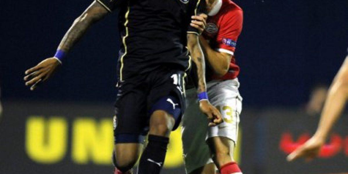 Pide selección: Junior Fernandes anotó en una nueva victoria del Dínamo Zagreb