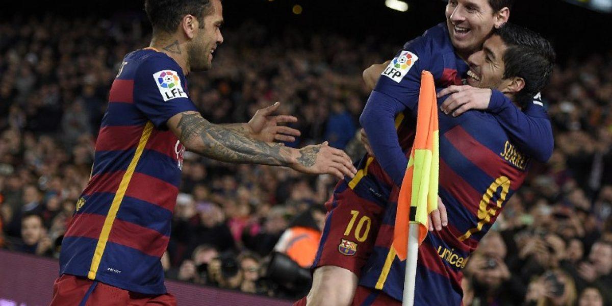 Barcelona ofrece una exhibición de buen fútbol y apabulla sin compasión al Celta