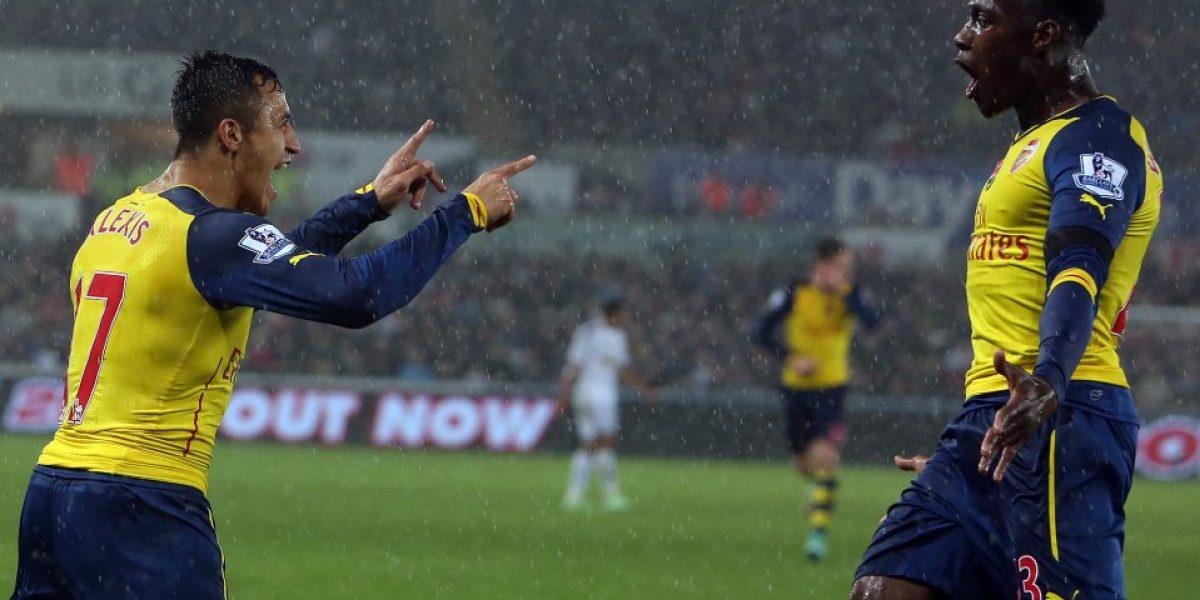 Welbeck: el héroe y socio de Alexis que no había jugado ningún minuto en la temporada