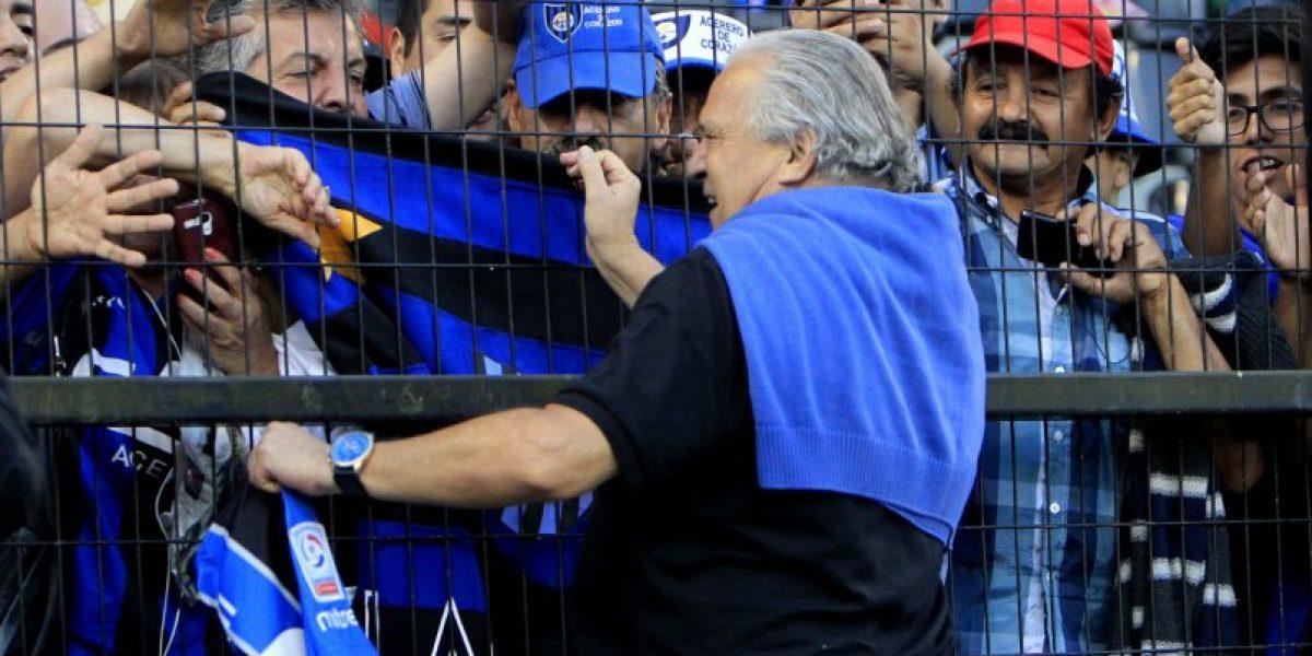 Huachipato sacó chapa de candidato con triunfo sobre Wanderers