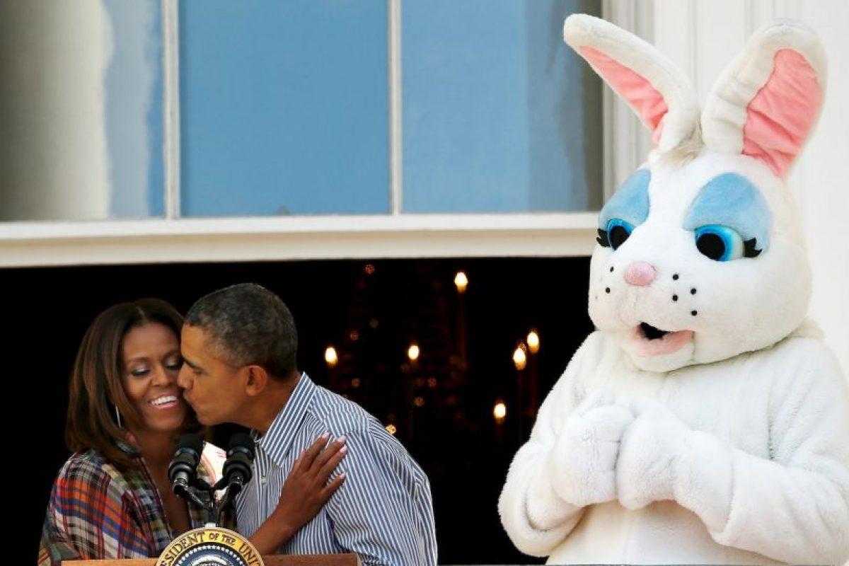 Como todo matrimonio, los Obama han reconocido tener buenos y malos momentos. Foto:Getty Images