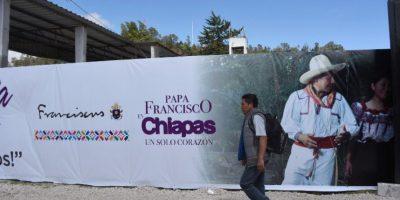 Chiapas: el territorio