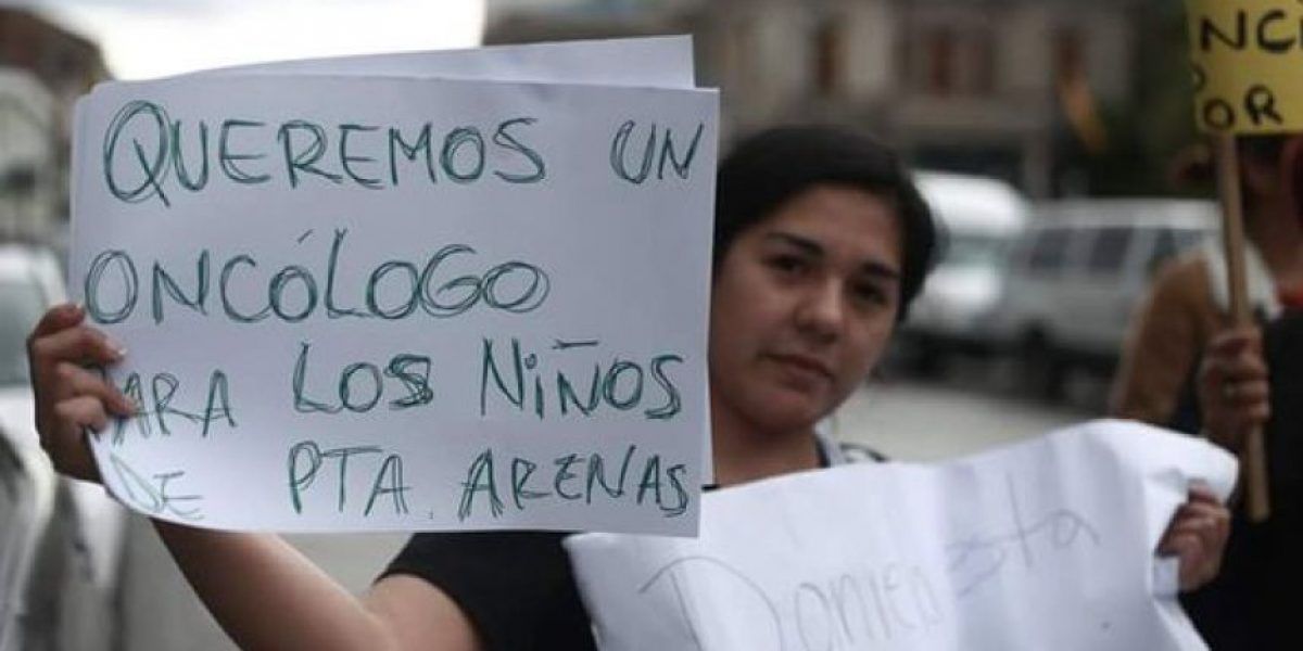 Punta Arenas: padres de menores con cáncer critican medida