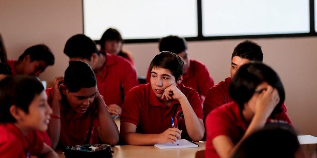 """Revelaciones de un alumno que ingresó al colegio en febrero: tuvo que apagar la """"tele"""" temprano"""