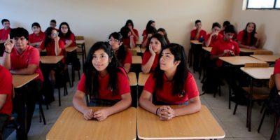 Instituto Cumbres de Cóndores de Renca es el primero en iniciar el año escolar