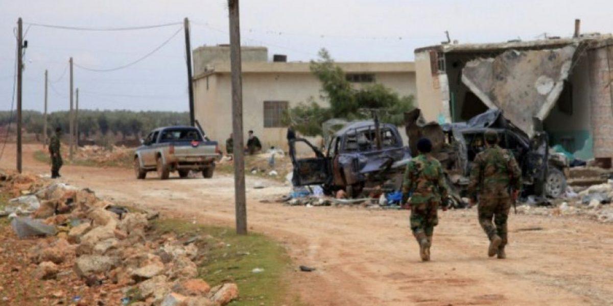 Sube la tensión entre aliados y adversarios del régimen sirio