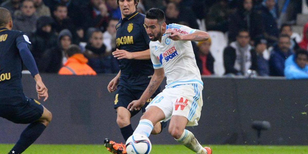 Cabezazo perfecto: Mauricio Isla anotó su primer gol en el Olympique de Marsella