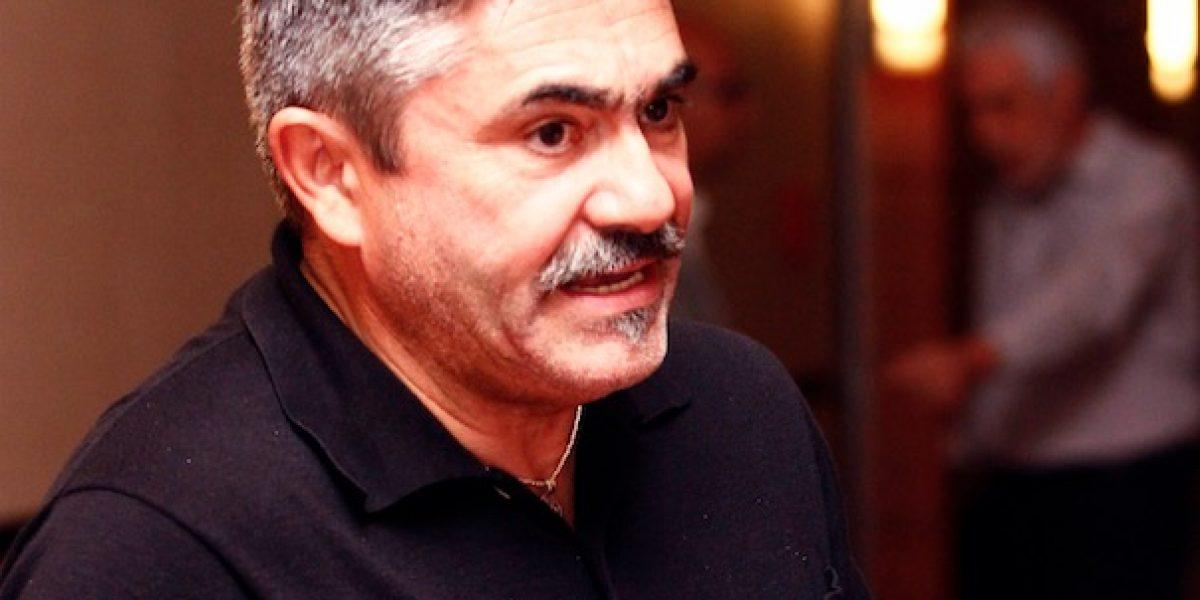 Vicente Sabatini es desvinculado de TVN a seis meses de su arribo
