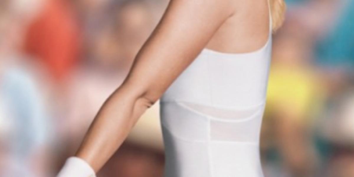 Fotos: Bella tenista se quita la ropa para pretigiosa revista