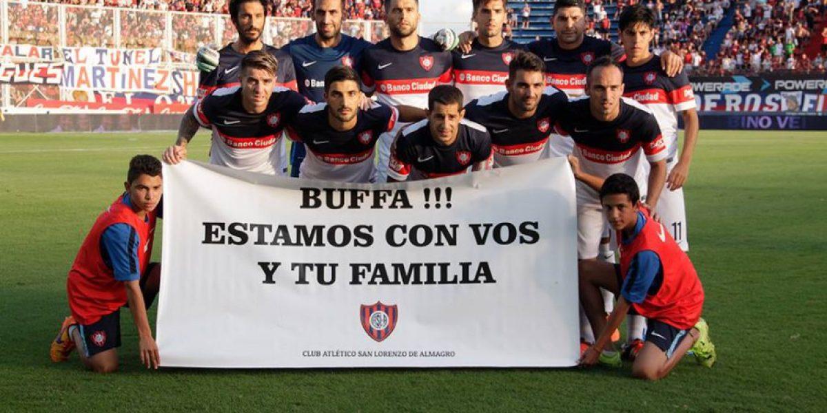 Se acabó el drama: Paulo Díaz debutaría como titular en San Lorenzo