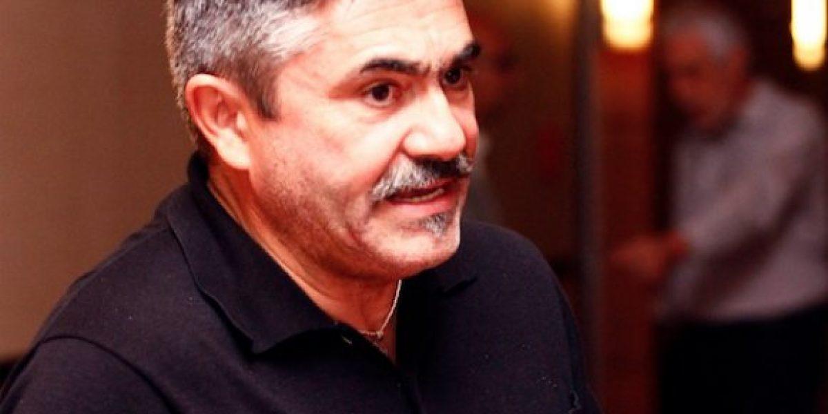 Tras seis meses Vicente Sabatini es desvinculado de TVN