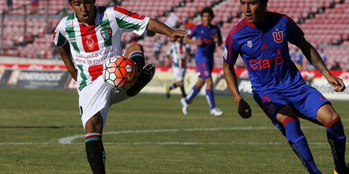 Nicolás Maturana revive el duelo ante los azules: