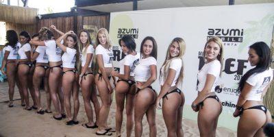 """Estas son las 12 candidatas que aspiran a convertirse en la """"Miss Reef 2016"""""""