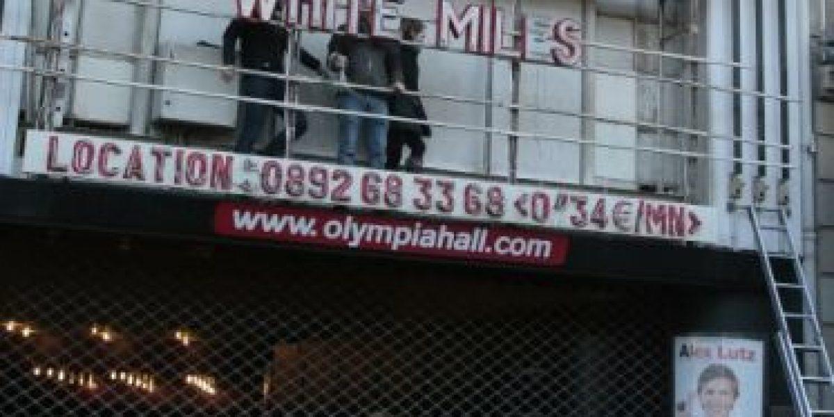 Eagles of Death Metal regresa a París tres meses después de la masacre del Bataclan