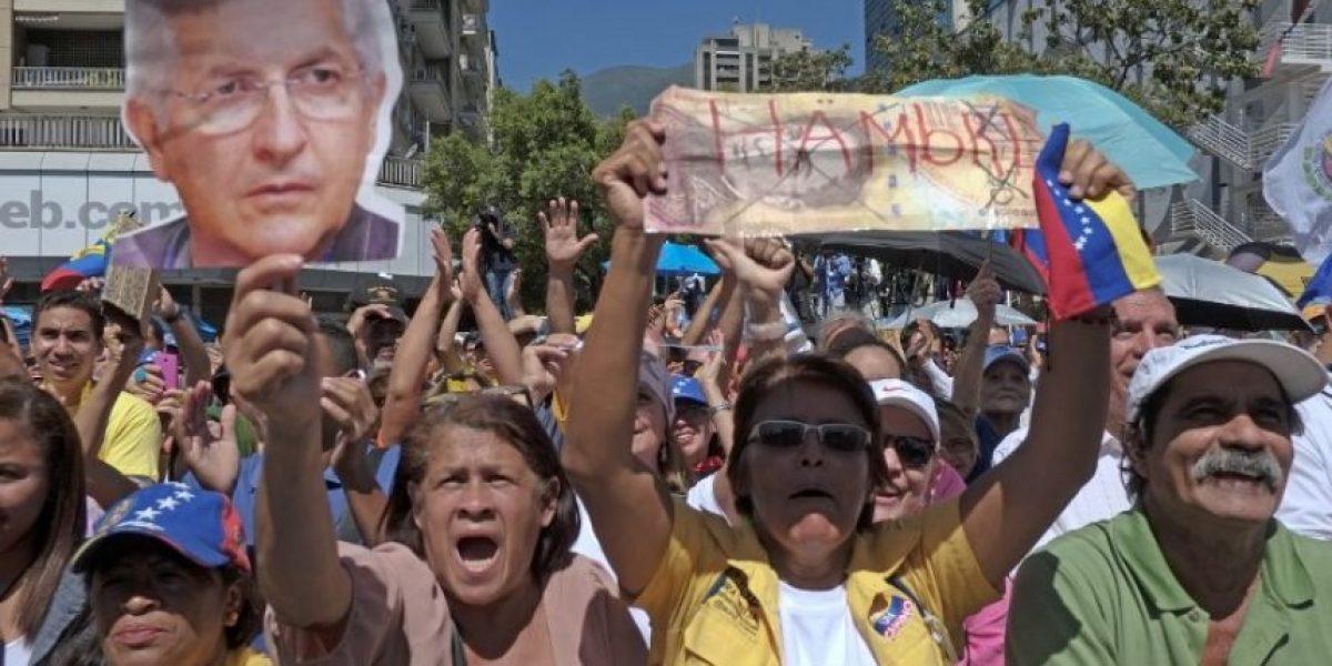 Tribunales venezolanos ordenan enjuiciar a alcalde opositor Ledezma