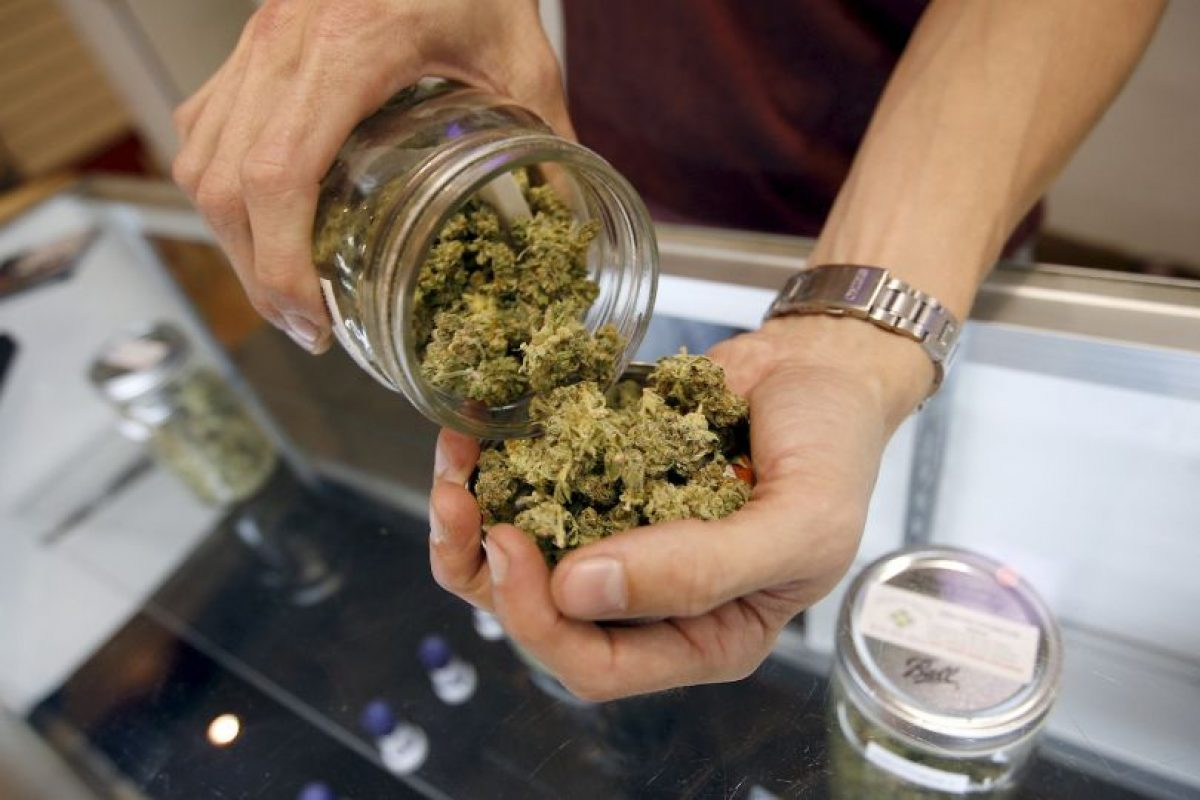 1.Marihuana Foto:Getty Images. Imagen Por: