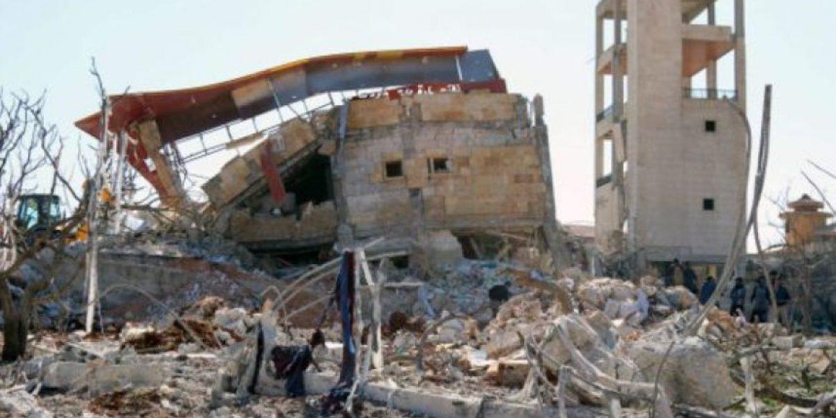 La ONU recuerda que atacar de forma intencionada hospitales es un crimen de guerra