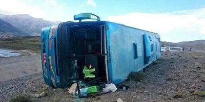 Accidente en Parque Torres del Paine dejó al menos 11 lesionados