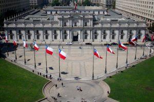 Palacio La Moneda Foto:Aton Chile. Imagen Por: