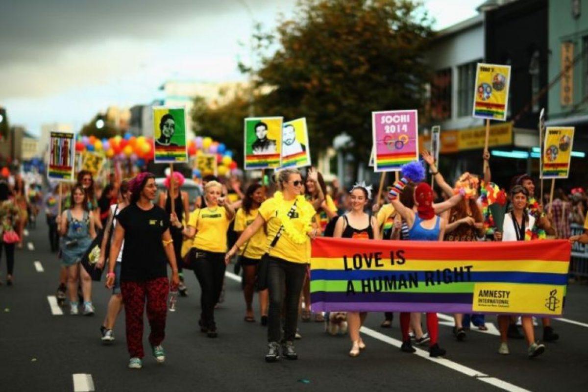 2. Nueva Zelanda. Foto:Getty Images. Imagen Por: