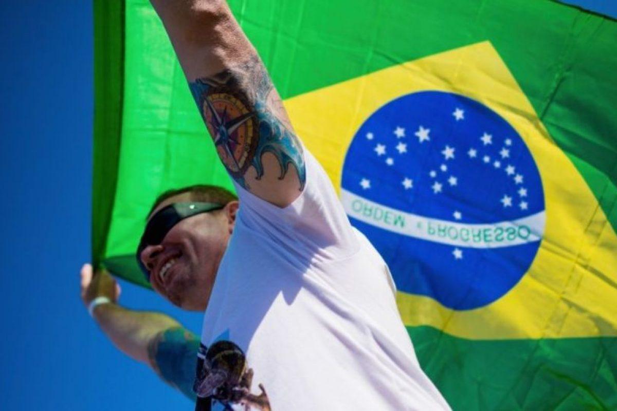 8. Brasil. Foto:Getty Images. Imagen Por: