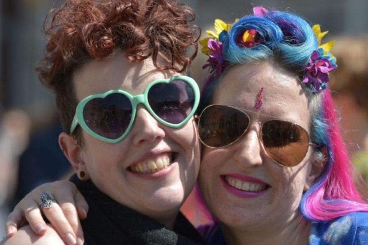 Con excepción de Irlanda del Norte, el matrimonio entre personas del mismo sexo es permitido en el resto del país, desde el 13 de marzo de 2014. Foto:Getty Images. Imagen Por: