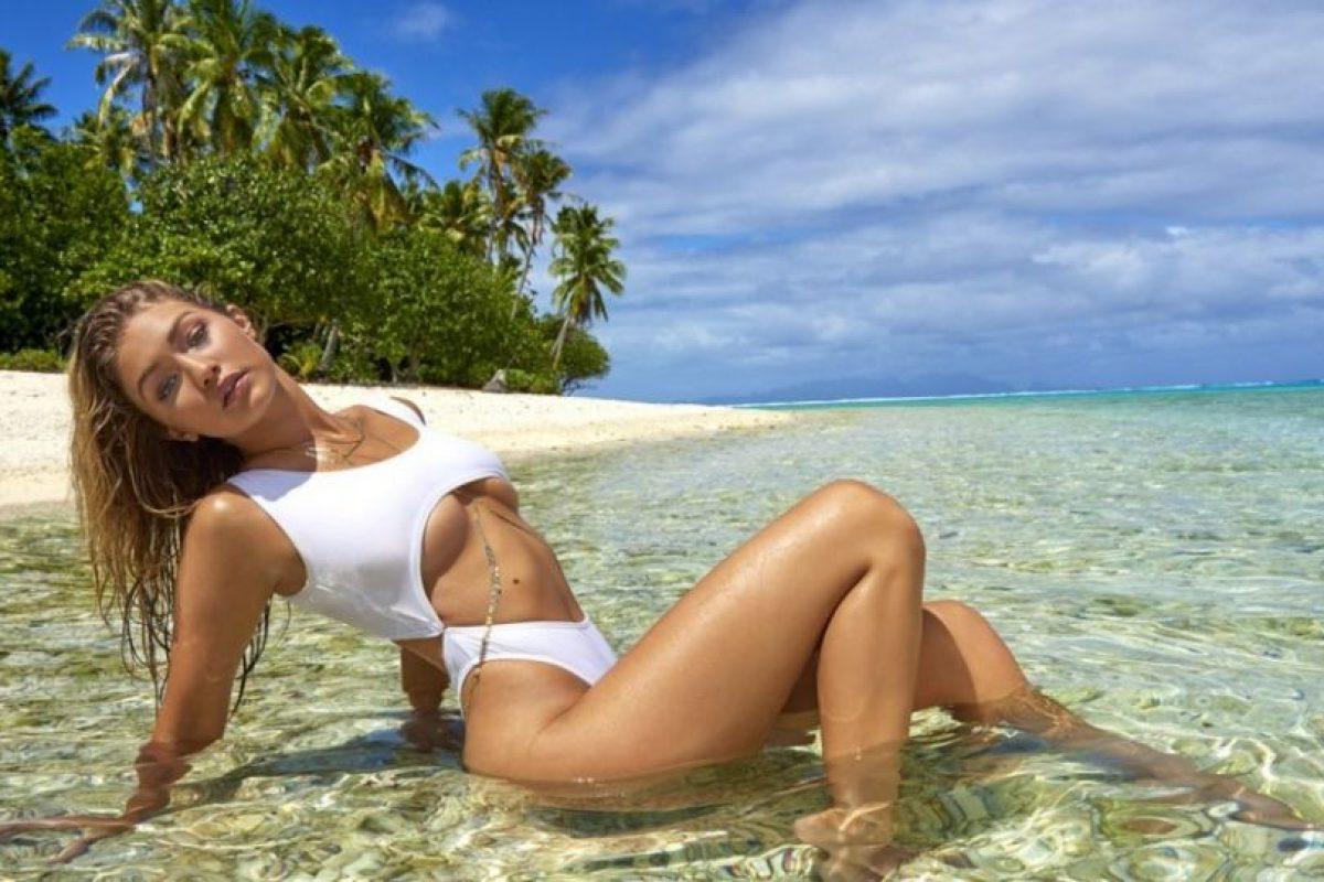 Gigi Hadid. Foto:Vía Sports Illustrated. Imagen Por: