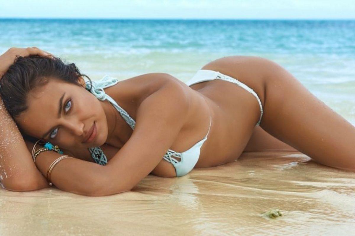 Irina Shayk. Foto:Vía Sports Illustrated. Imagen Por: