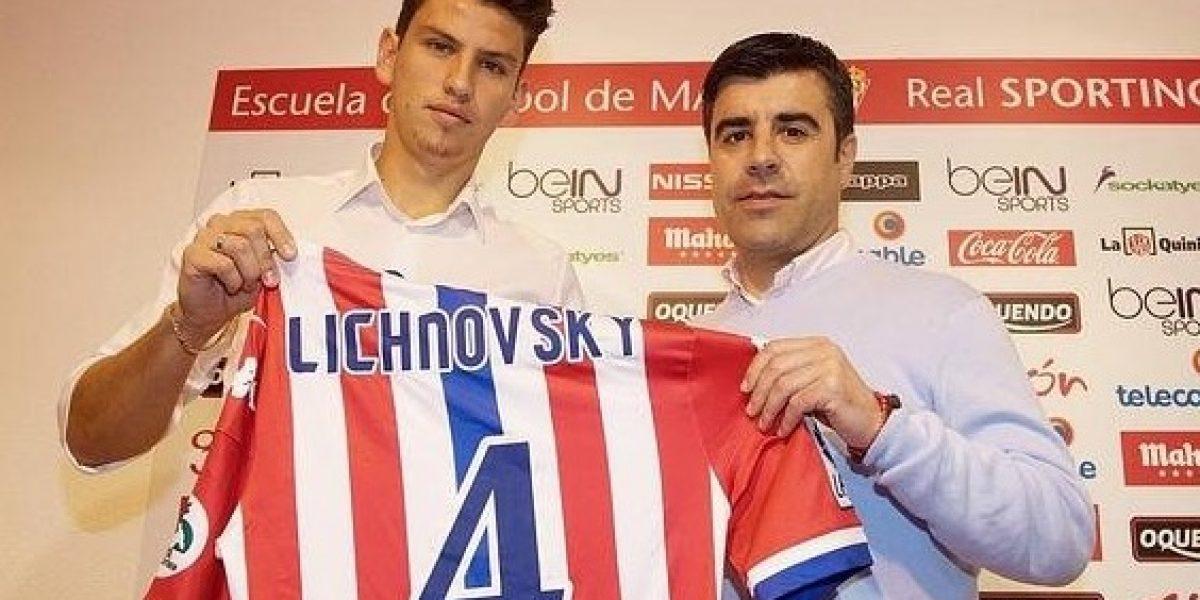 Igor Lichnovsky podría vivir su debut por el Sporting ante Barcelona