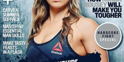 Ronda Rousey: Las mejores portadas de la peleadora de artes marciales