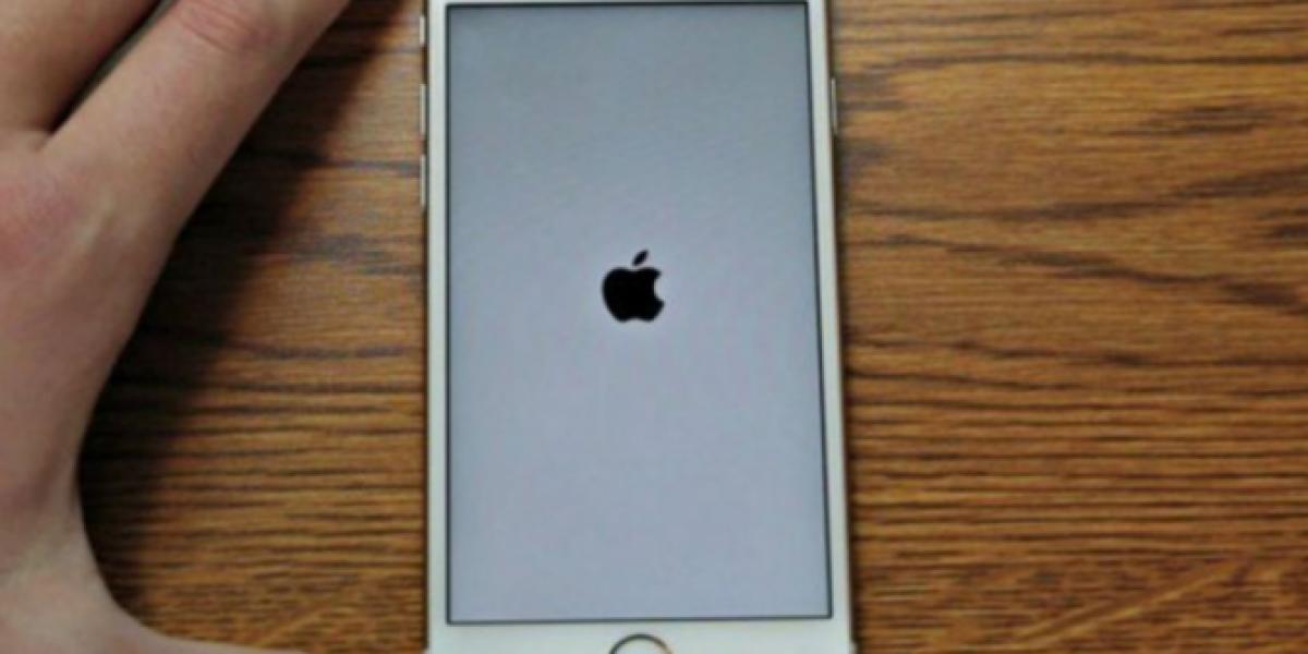 Este error en los iPhone pueden dejarlos inservibles