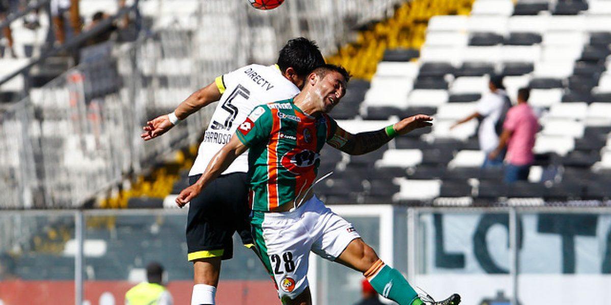 Capitán de Cobresal a los jugadores de Corinthians: