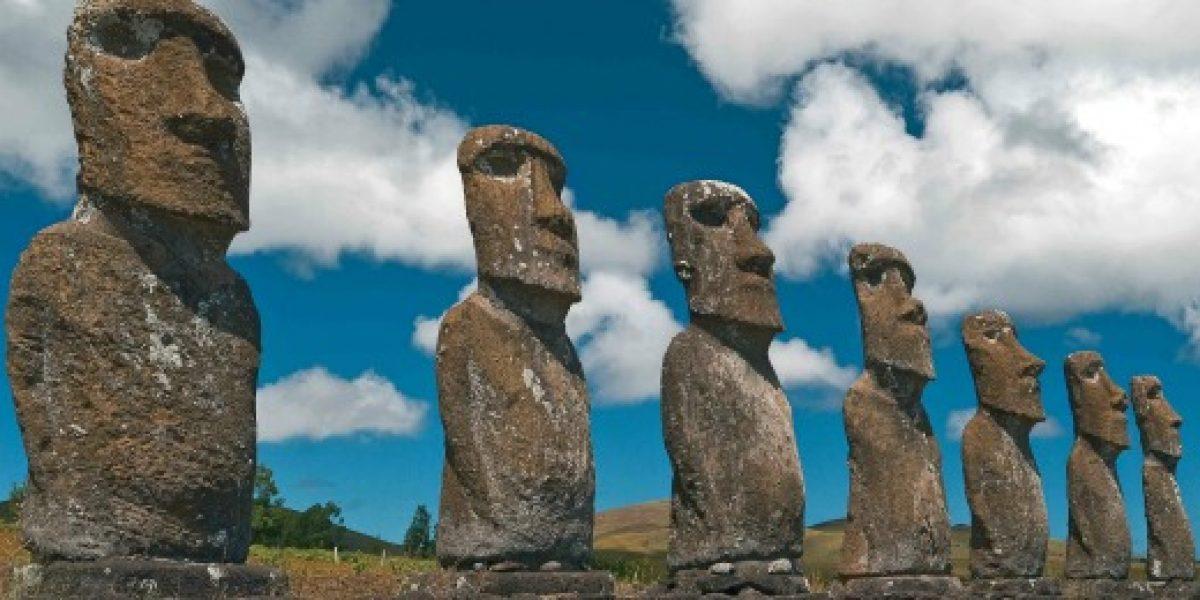 Alojar en Rapa Nui cuesta lo mismo que en Londres