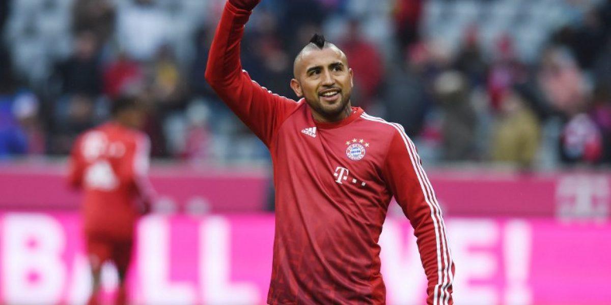 Vidal y los rumores que lo ponen fuera del Bayern: