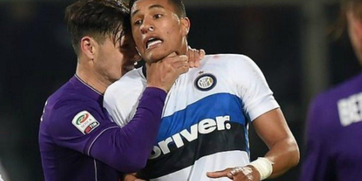 Un furioso Zárate acusó a Gary y compañía por golpes sin pelota