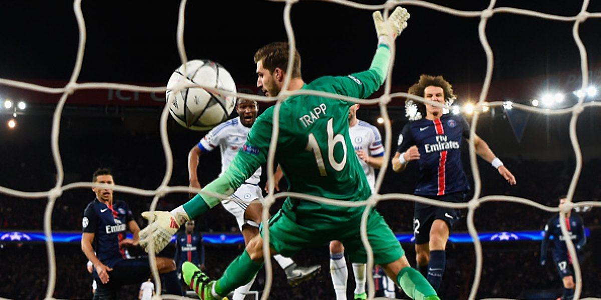 En electrizante partido el PSG hizo la tarea de local y venció al Chelsea