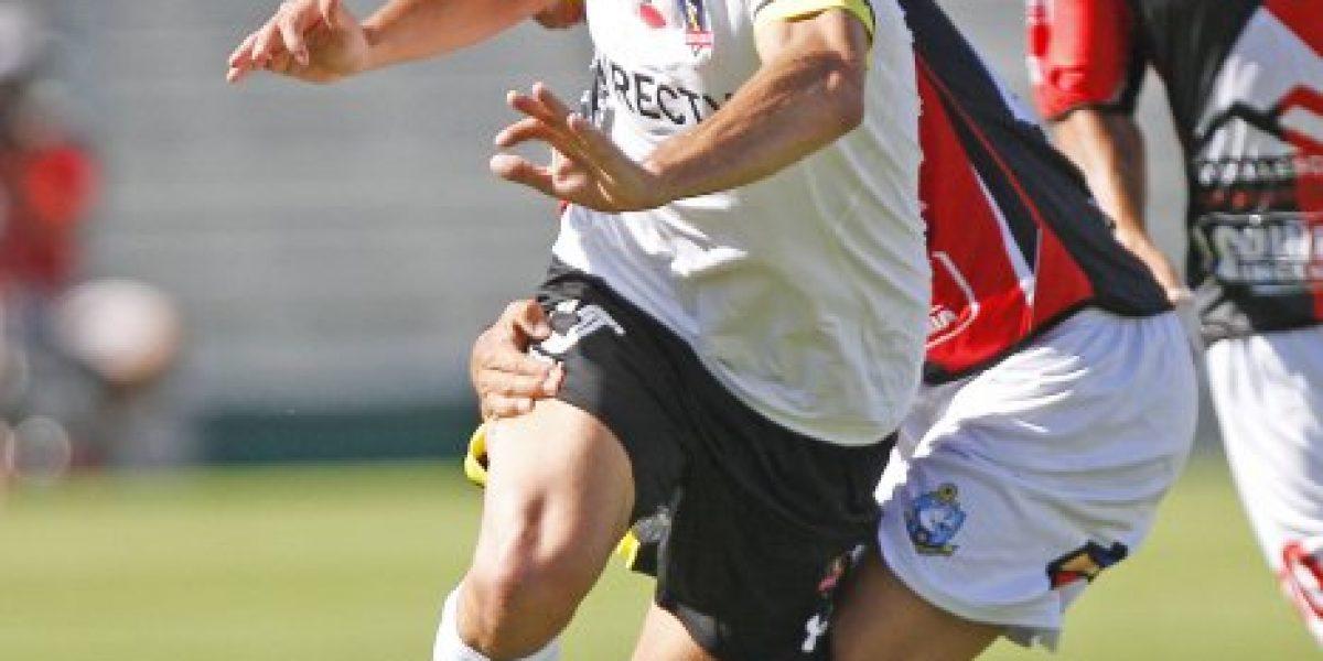 Paco Sánchez y el gol de Fierro: