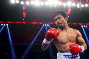 Cayó en su última pelea ante Floyd Maywather Foto:Getty Images. Imagen Por: